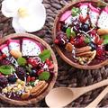 アサイーボウルで美味しく美しくダイエット! by chie/ローフードベジ料理研究科さん