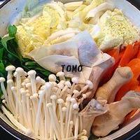 寒い日に♪体が温まる生姜鍋