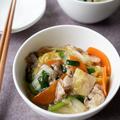【白菜レシピ】白菜どっさり!中華丼