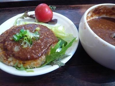 スーパーフードキヌアとえのきの野菜バーグ レシピ vegan