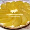 バニラ香る♪シナモン・アップル・レアチーズケーキ
