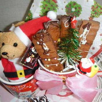 ★おしゃべりクッキング・クリスマスケーキ