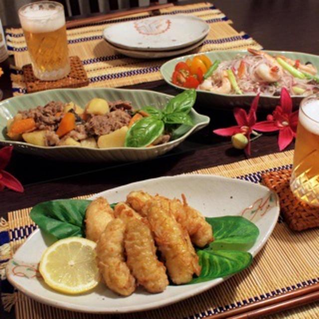 暑い日には家族が大好きタイ料理!