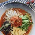 驚異の165kcal★韓国風★五目冷し麺 by さちくっかりーさん