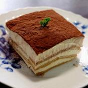 ヘルシー豆腐ティラミス