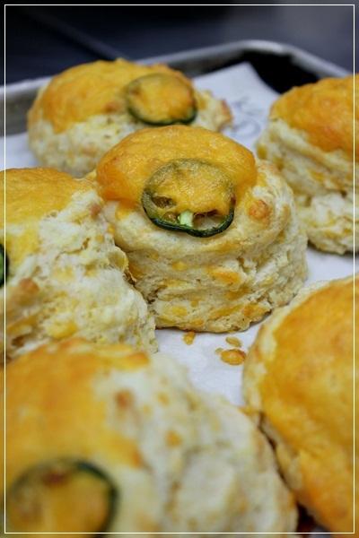 ル・コルドンブルーbaking and Pastry/チェダーチーズのビスケット