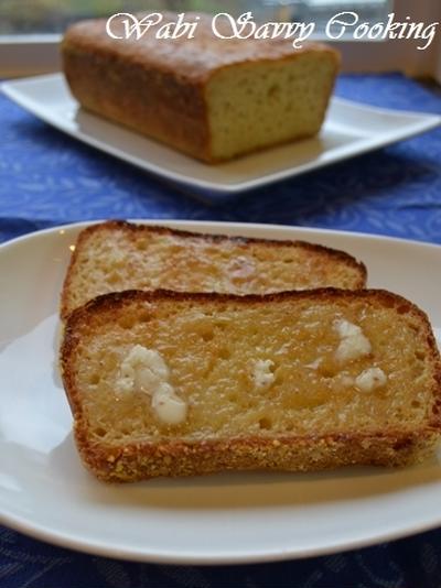 イングリッシュマフィンブレッド&試作パン2品