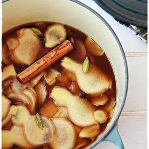お料理にもお菓子作りにも便利!「自家製生姜シロップ」の作り方