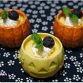 全卵1個で簡単パンプキンプリン by 杏さん