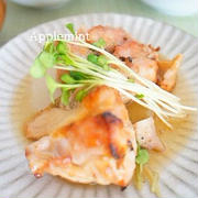 【スパイス大使】鶏もも肉のグリル焼き