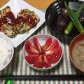 夏野菜をたっぷり使った、献立レシピ【オクラと茄子の焼き浸し・ピーマンの肉詰めetc】 by 食の贅沢/FoodLuxuryさん