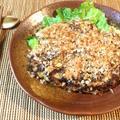 この旨さは白菜のせい。激ふわ鰹節餃子チーズバーグ(糖質5.3g) by ねこやましゅんさん