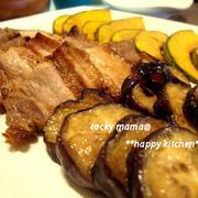 めちゃ旨!豚バラ肉と野菜のレモンガーリックグリル