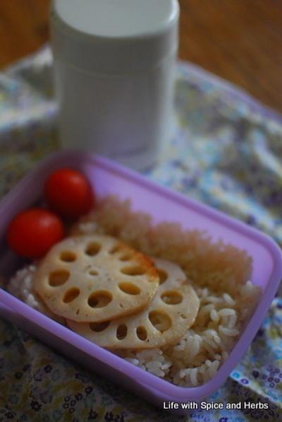 ネギたっぷりのマーボー豆腐弁当~スープポットでお弁当
