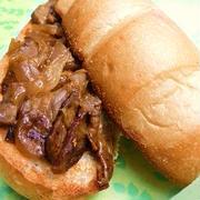 フィリーチーズステーキサンドイッチ Philly Cheesesteak Sandwich