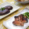 ゼラチン活用術⑬~ブリの味醂揚げ焼き。なすのしょうが焼き。大根煮。鶏塩すき焼き。