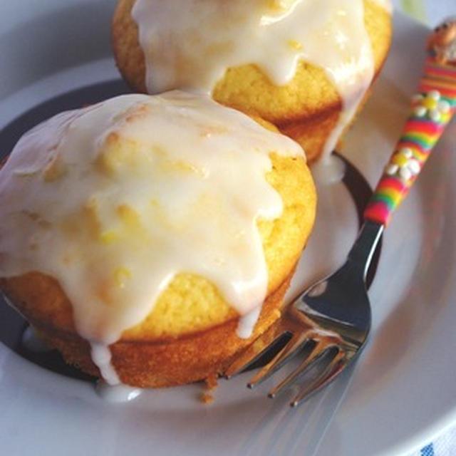 FPで♪丸ごとレモンのカップケーキ