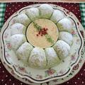 クリスマスの手作りパン(その1)☆リース風ちぎりパン by masaさん