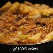 ☆鶏すき焼き☆