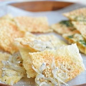レンチン5分だけ♪チーズが香る絶品おつまみ