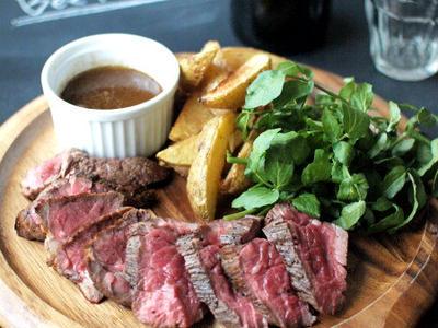 >熟成肉に憧れ過ぎた、熟成肉風おうち肉バル。 by ささきのりこ。さん