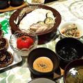 塩麹鱈と豚肉のタジン蒸し