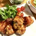 オーブンで簡単鶏肉料理 タンドリーチキン