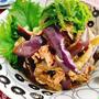 冷やし茄子のツナサラダ(動画レシピ)/Boiled eggplant Tuna Salad.