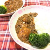 誕生日 ☆ とろける牛スネ肉のビーフシチュー ☆ ハートのブロッコリー