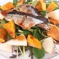 【レシピ】秋刀魚の塩焼き以外の食べ方~秋刀魚の秋彩サラダ仕立て~