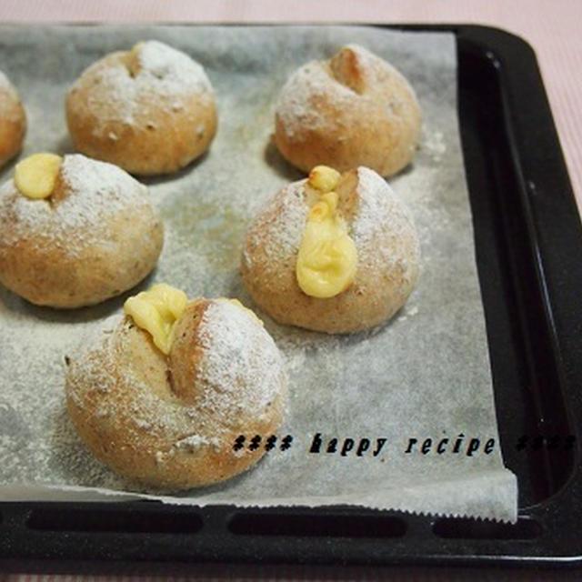 チーズインごぼうパン