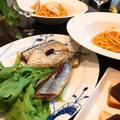 さっとちゃちゃっと「秋刀魚の香味焼き」。 by イェジンさん