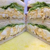 サンドイッチ弁当とモニターレシピ