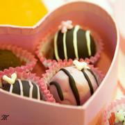 今年のバレンタインチョコはやっぱりトリュフ