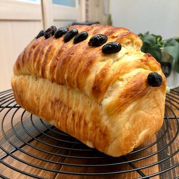 グルグル薩摩芋パン