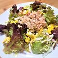 混ぜて食べる!ドレッシングいらずの『ツナサラダ』レシピ3種
