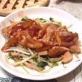 6月15日の晩ご飯【トンテキさっぱり風味】 by まきのさん