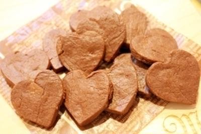 チョコレートのソフトクッキー