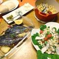 やっとキタキタ1・2節の日程発表!&干物も立派にイタリアン「かれいとじゃがいものオーブン焼き」に「さんまのパスタ入りマリナーラ」、どちらも簡単・絶品です!