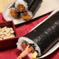 恵方巻レシピ集♡海鮮・海老フライ・太巻き
