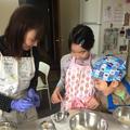 Aさん最後の親子料理教室