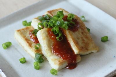 ダイエット中のお助けフード!豆腐ステーキのヘルシーレシピ