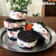 【材料4つ!お菓子】クッキークリームサンドと、生活は踊るで紹介したレシピなど