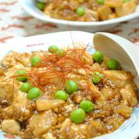 たっぷり筍の 麻婆豆腐 ☆