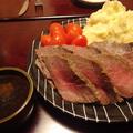 味噌漬けローストビーフ by しまちゅう(旅情家)さん