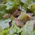ビンチョウマグロのポキ風サラダ