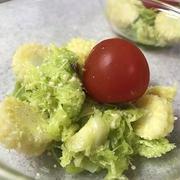 ヤングコーンでサラダ&昨日もボリュームたっぷりのボイル野菜♪