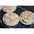 ≪マフィンの タイ風海老パン≫