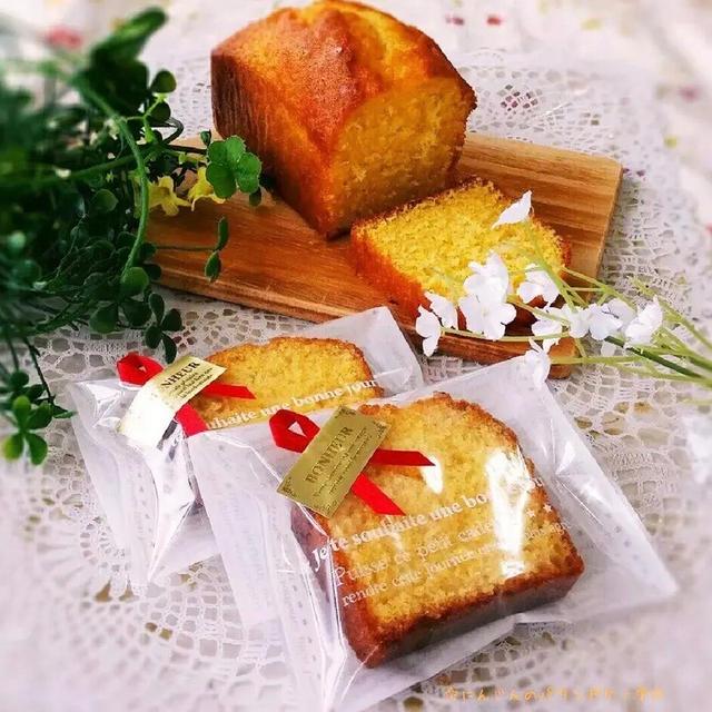 HMで簡単♡にんじんのパウンドケーキ