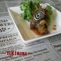 海藻で。豚バラロールinわかめ^^ by YUKImamaさん